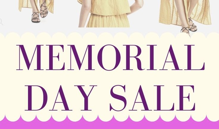 Memorial Day Sale: Bloomingdales Pick