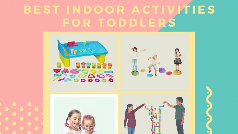 Best Indoor Activities for Toddlers – Apartment Living