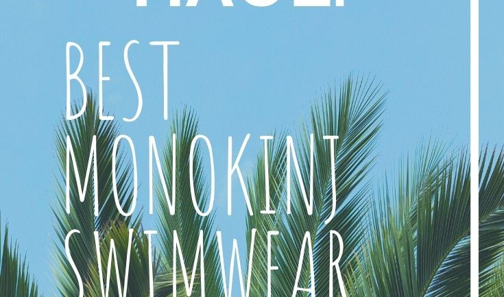 Amazon Haul: Best Monokini Swimwear Under $30