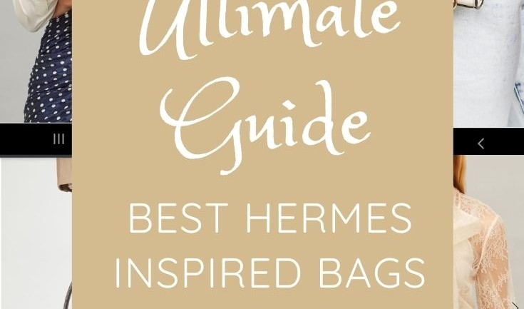 Top 3 Favorite Hermes Inspired Bags